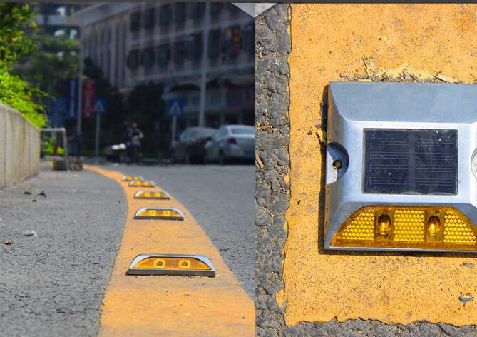 Components and Functions of Solar Road Studs