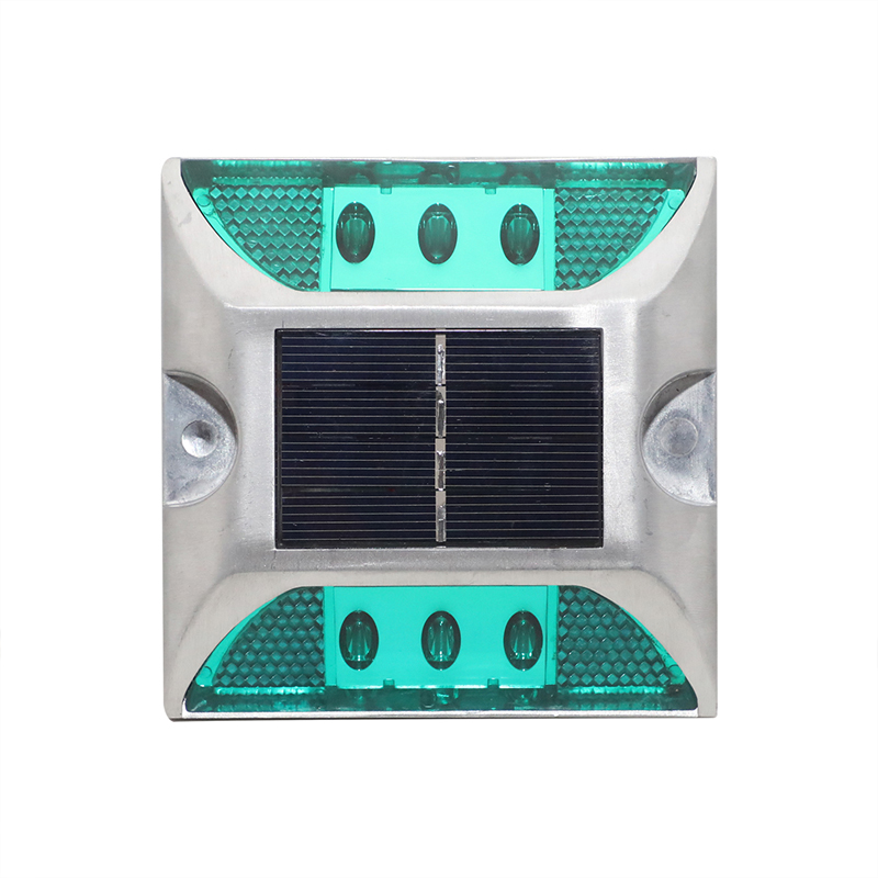 Solar LED Reflective Road Studs